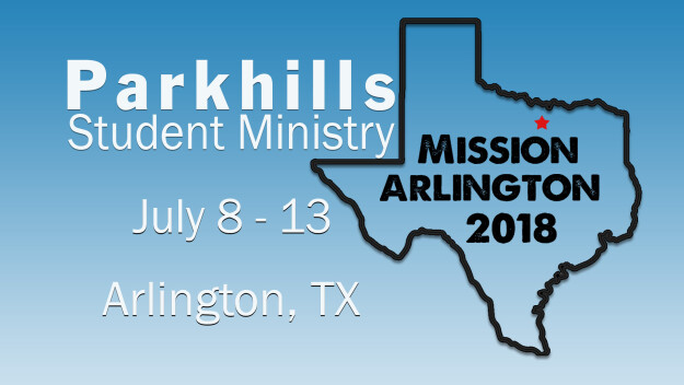 2018 Student Mission Trip Arlington
